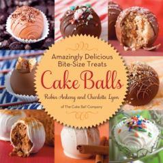 Cake Balls book cover