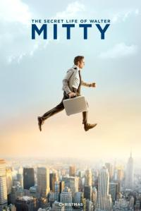 Movie poster for The Secret Life of Walter Mitty